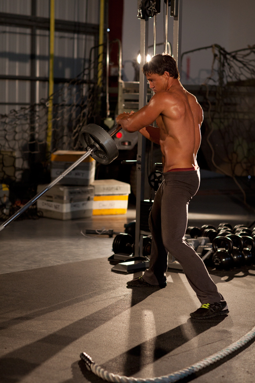 Упражнения за страничната част на корема
