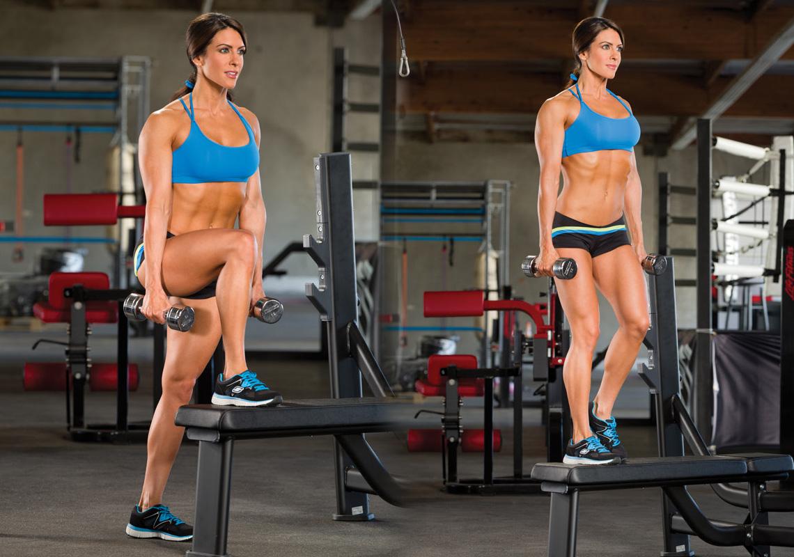 Упражнения и тренировки за крака и стегнато дупе