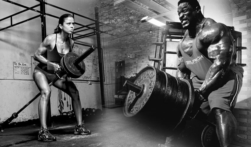 Програма за релеф - чиста мускулна маса