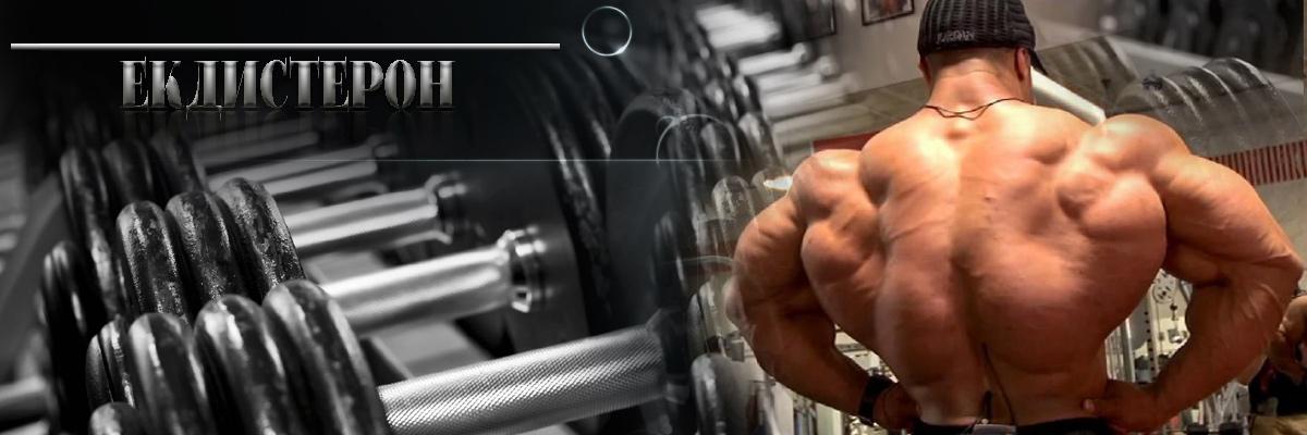 Ecdysterone таблетки стимулира производството на растежен хормон и тестостерон,както и подпомага растежа на мускулна маса