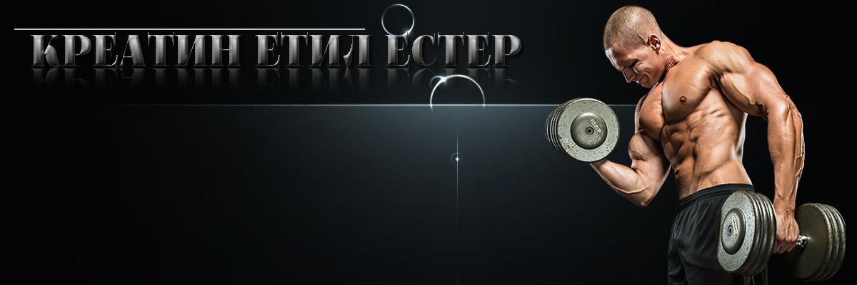 Етил естер-Ethyl Ester HCL (CEE) представлява креатин монохидрат с добавен естер