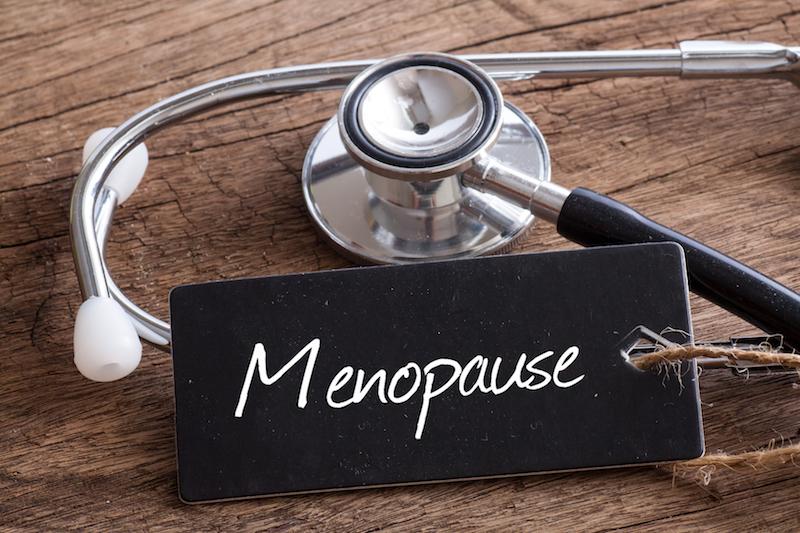 напълняване при менопауза