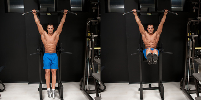 abs,Hanging Leg Raise