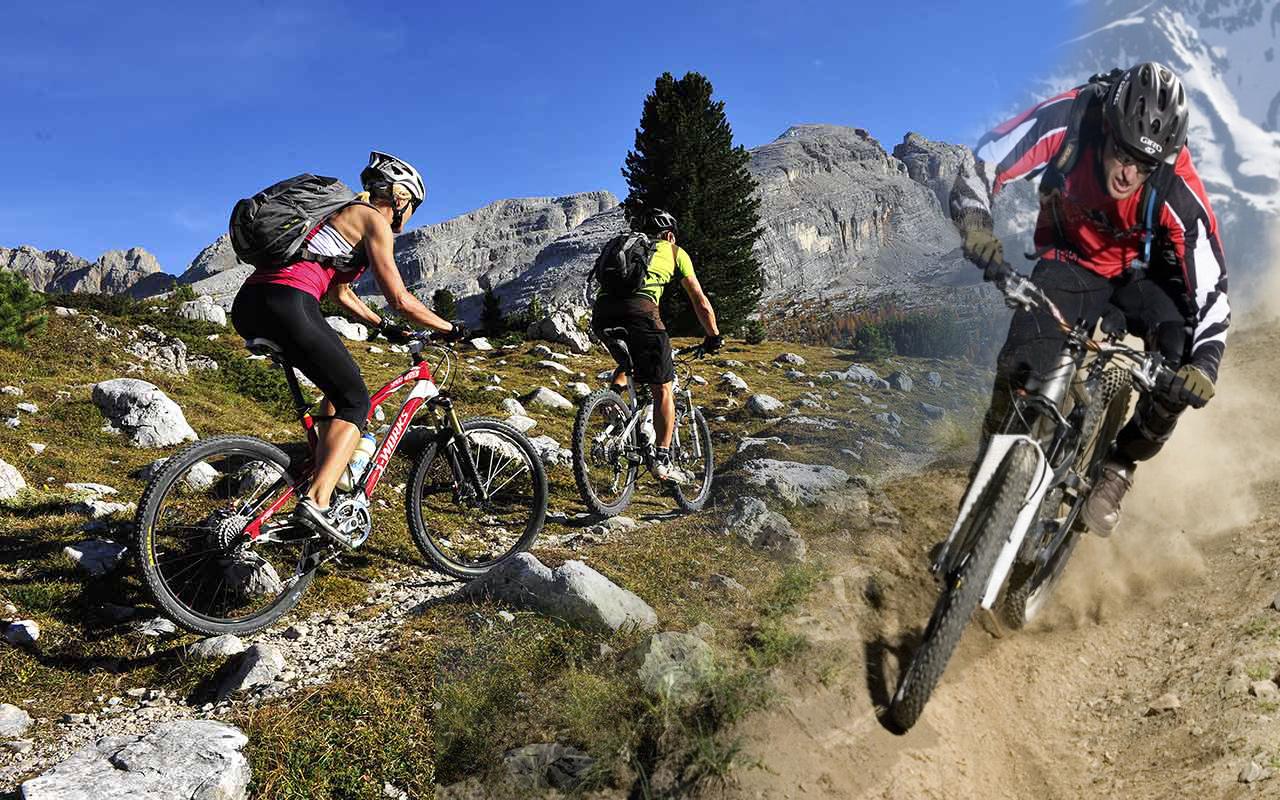 Планинско каране Mountaine bike