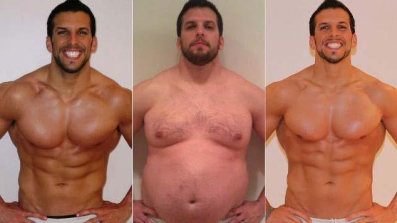 Топ новини за Фитнес » Диети » Дрю Манинг фитнес треньор качи 31 кг, за да разбере клиентите си » Форум » Мнения
