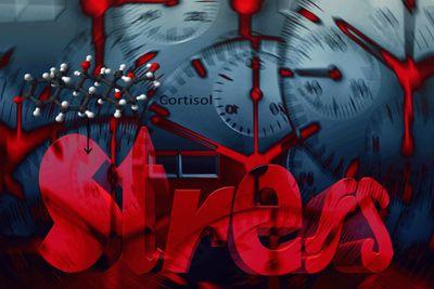 Кортизол Cortisol под контрол