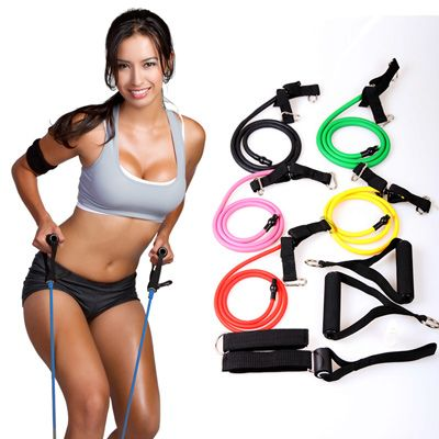 Полезна информация - Упражнения с ластици за жени