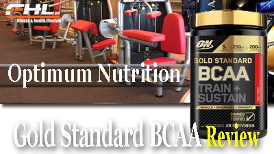 Полезна информация - Optimum Nutrition Gold Standard BCAA