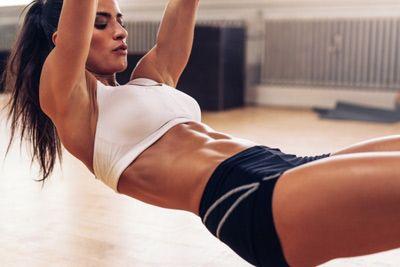 Полезна информация - Тренировка The Flat-Belly Workout