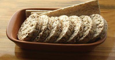 Оризовки - оризови бисквити