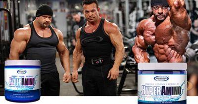Полезна информация - Gaspari Nutrition пуснаха енергийни аминокиселини Hyper Amino
