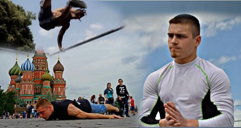 Топ новини за Фитнес » Диети » Виктор Каменов шампион по Street Workout - Street Fitness » Форум » Мнения