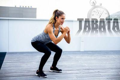Методът Табата упражнения