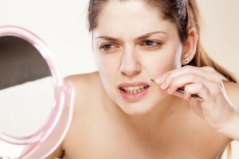 Полезна информация - Висок тестостерон при жените