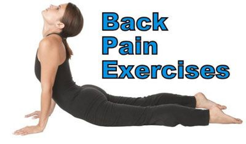 Упражнения за гръбначен стълб