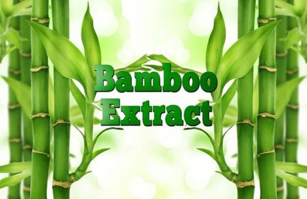 Бамбук - натурален източник на Силиций