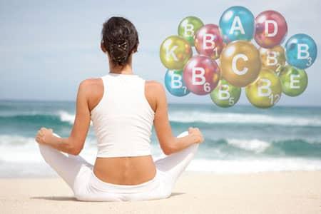 Витамини и минерали при стрес