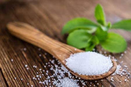 Еритритол безопасен заместител на захарта