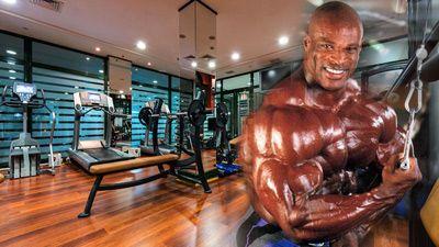Рони Колман - 5 правила за мускулна маса