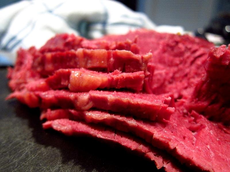 Полезна информация - Таблица за хранителните стойности и калории в месото