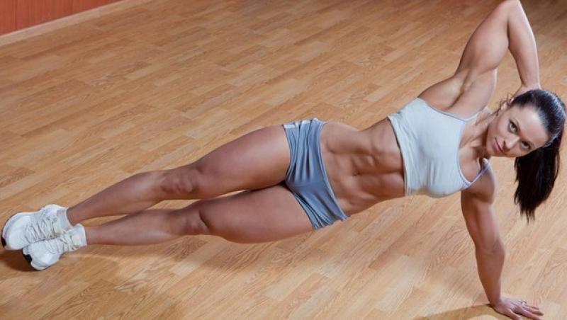 Полезна информация - Искате ли коси коремни мускули?