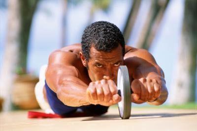 Полезна информация - Колело за коремни упражнения- Ab Roller!