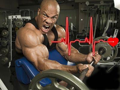 Честота на пулса по време на физическо натоварване