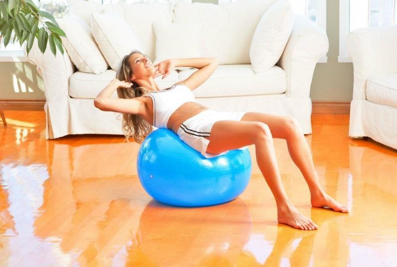 Полезна информация - Топ 10 упражнения с топка