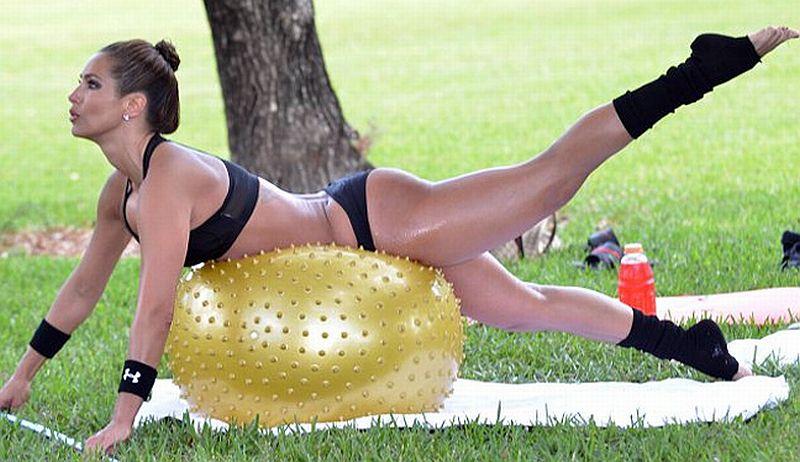 Полезна информация - Упражнения с Швейцарска или фитнес топка