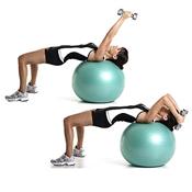 Полезна информация - Упражнения за Трицепс с Топка