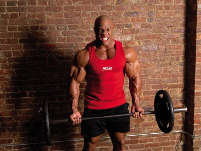 Топ новини за Фитнес » Диети » Тренировка за бицепс с Фил Хийт » Форум » Мнения