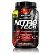 Топ новини за Фитнес » Диети » Новия NITRO-TECH на MuscleTech » Форум » Мнения
