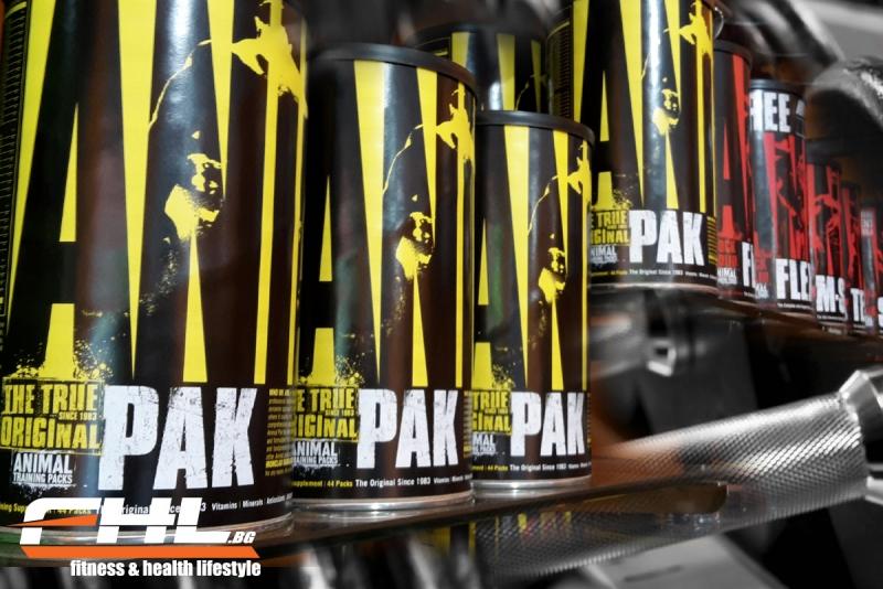 Animal pak на топ цени - магазин за хранителни добавки за мускулна маса,най -добрите витамини