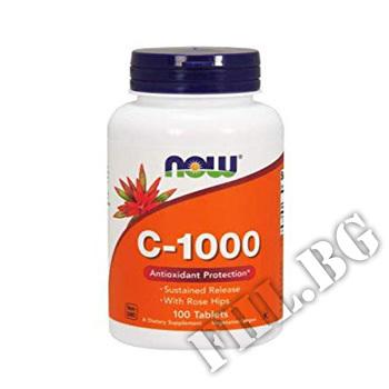 Съдържание » Цена » Прием » Vitamin C1000 RH TR