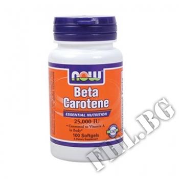 Съдържание » Цена » Прием » Beta Carotene