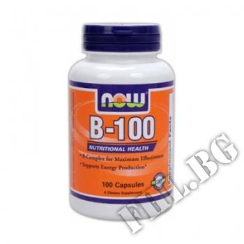 Съдържание » Цена » Прием »  Vitamin B-100 Complex