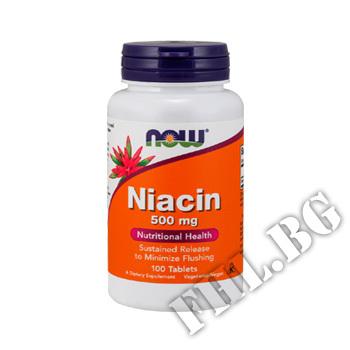 Съдържание » Цена » Прием » Niacin