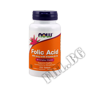 Съдържание » Цена » Прием » Folic Acid/Витамин B-9