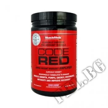 Съдържание » Цена » Прием » Code Red Плодов Пунш - 300 грама