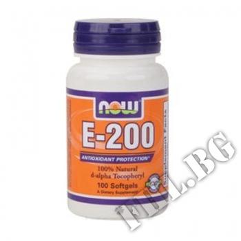 Действие на Vitamin E 200 IU MT мнения.Най-ниска цена от Fhl.bg-хранителни добавки София