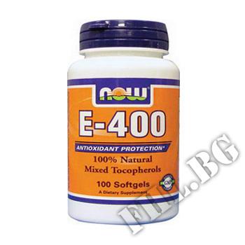 Съдържание » Цена » Прием »  Vitamin E 400 IU MT