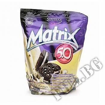 Действие на Matrix 5.0 - Cookies & Cream мнения.Най-ниска цена от Fhl.bg-хранителни добавки София