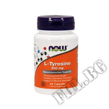 Действие на L-Tyrosine 500 мг мнения.Най-ниска цена от Fhl.bg-хранителни добавки София