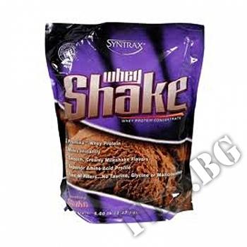 Действие на Whey Shake - 2.27 кг Шоколад мнения.Най-ниска цена от Fhl.bg-хранителни добавки София
