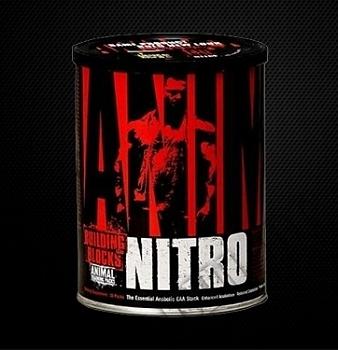 Съдържание » Цена » Прием » Animal Nitro - 30 пакета