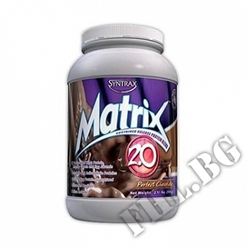 Действие на Matrix 2.0 - Perfect Chocolate Syntrax мнения.Най-ниска цена от Fhl.bg-хранителни добавки София