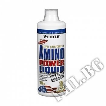 Съдържание » Цена » Прием »  Amino Power Liquid 1000 ml.