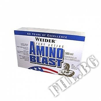 Съдържание » Цена » Прием » Amino Blast Mega Forte
