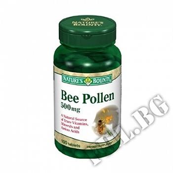 Съдържание » Цена » Прием » Пчелен прашец  /Nature's Bounty BEE POLLEN
