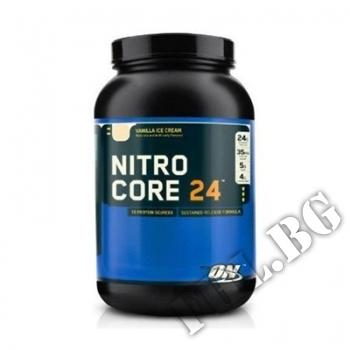 Действие на Nitro Core24 - Strawberry Milkshake - 3lb мнения.Най-ниска цена от Fhl.bg-хранителни добавки София